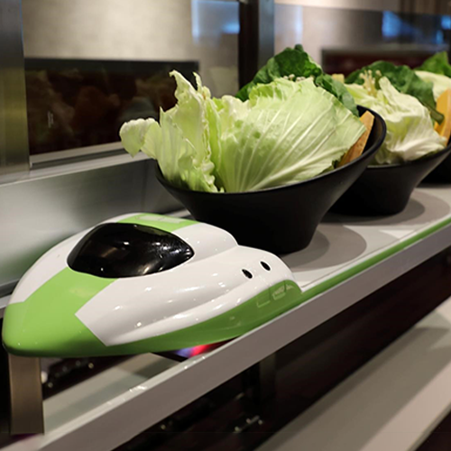 Automated Express Food Delivery System_V2