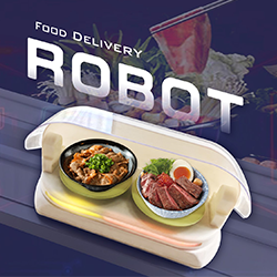 Food-Delivery-Robot